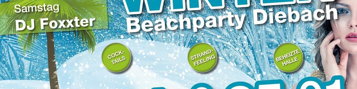 Winterbeachparty