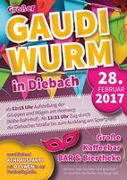 Gaudiwurm 2017